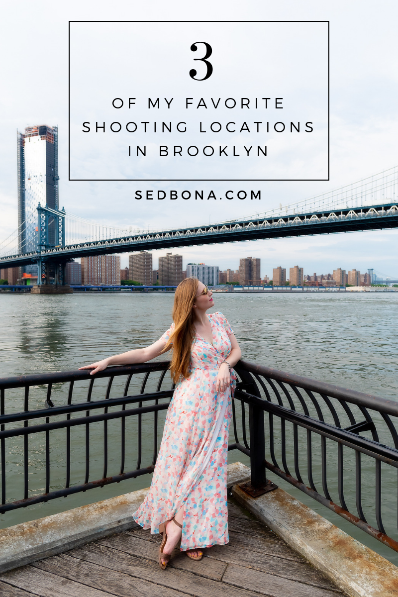 3 Favorite Brooklyn Photoshoot Locations