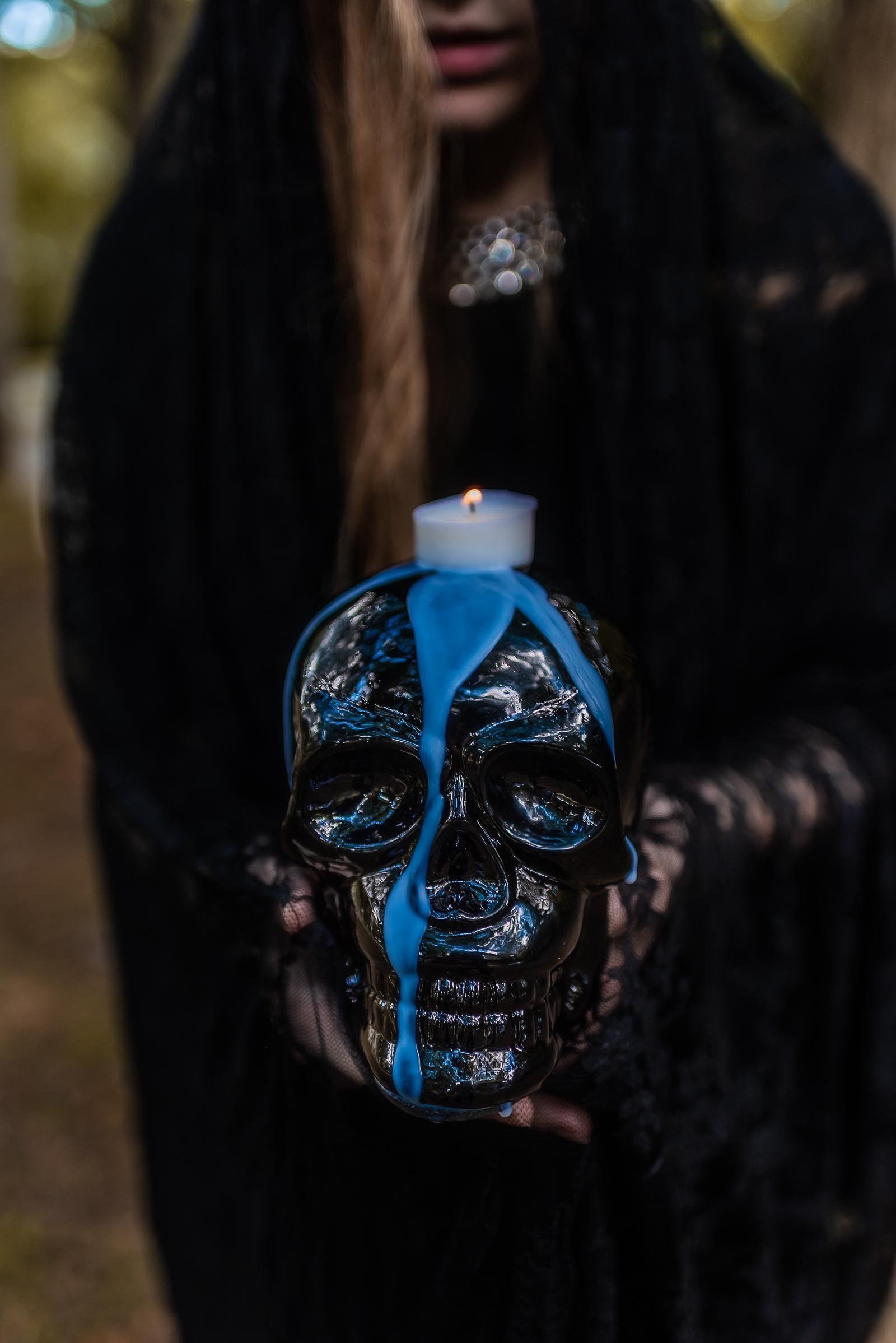 Halloween I Morti Shoot
