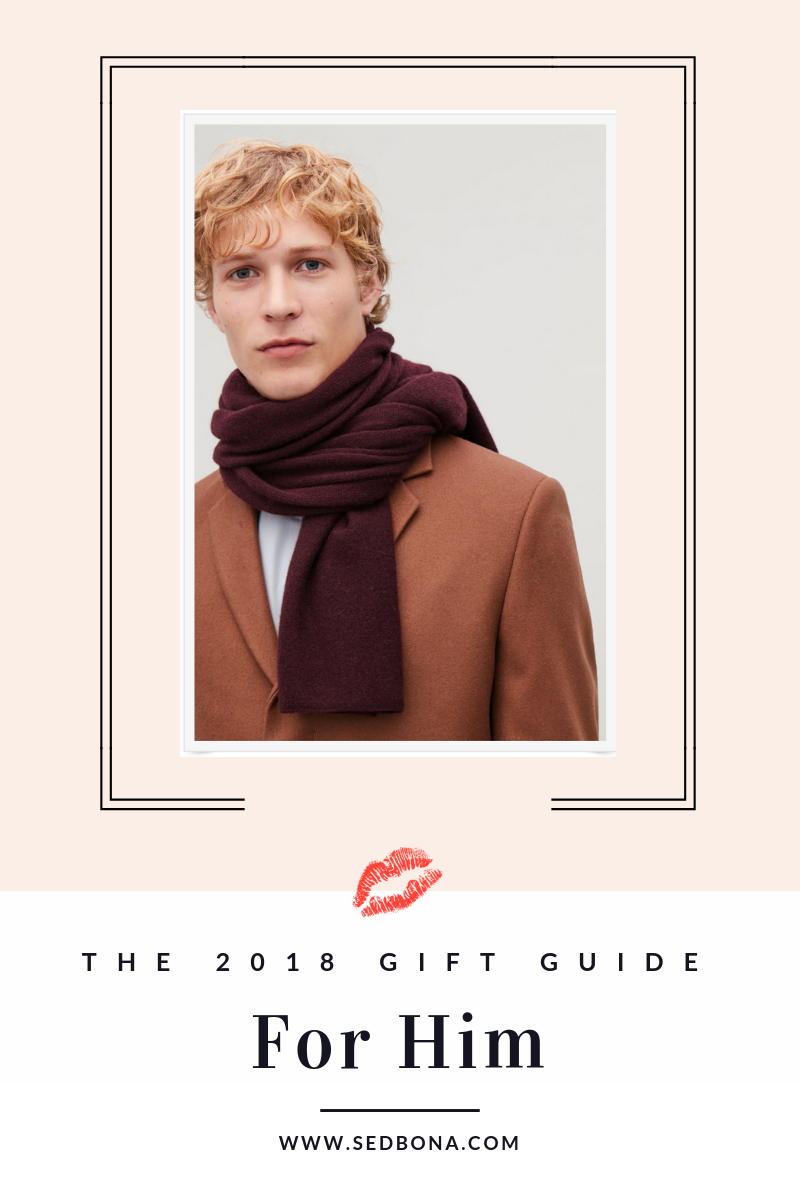 2018 Gift Guide - For Him