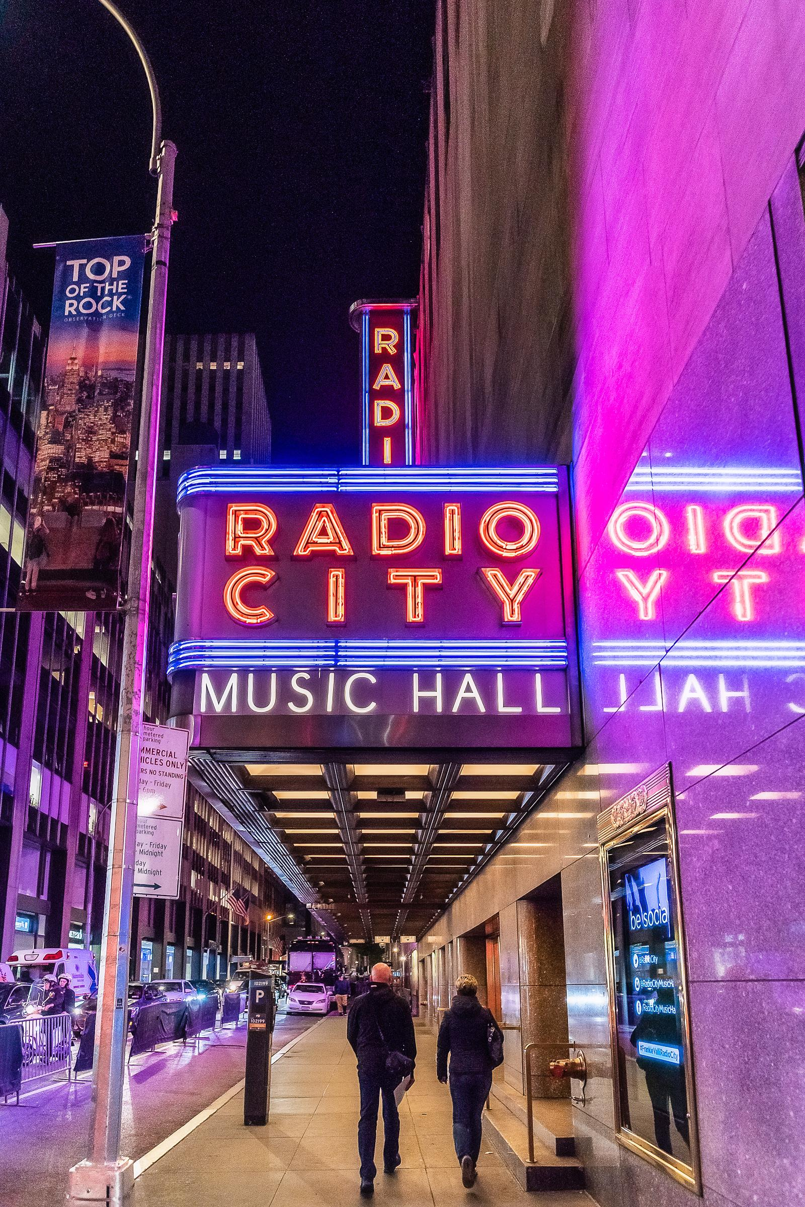 NYC October 2018