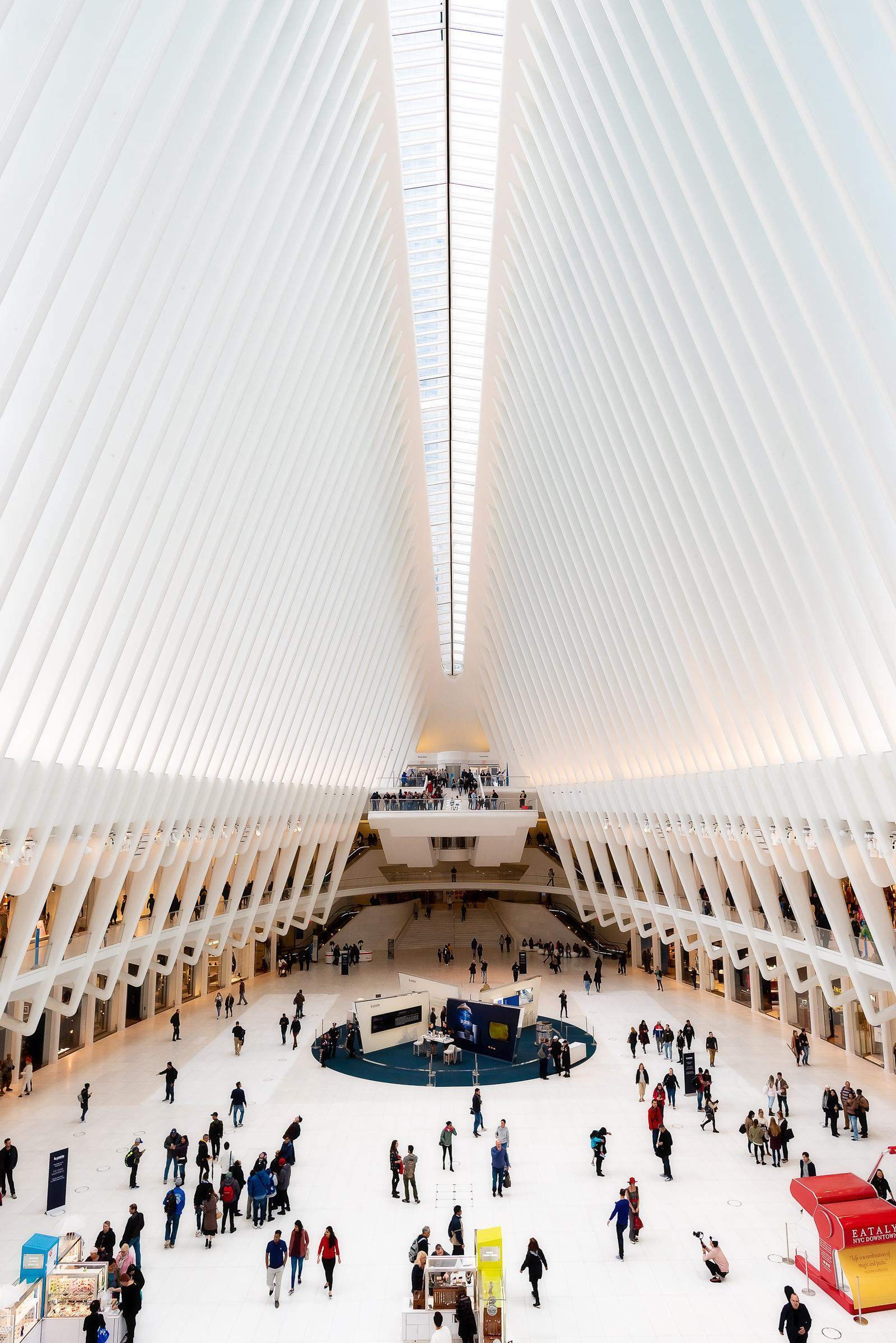 NYC October 2018 World Trade Center