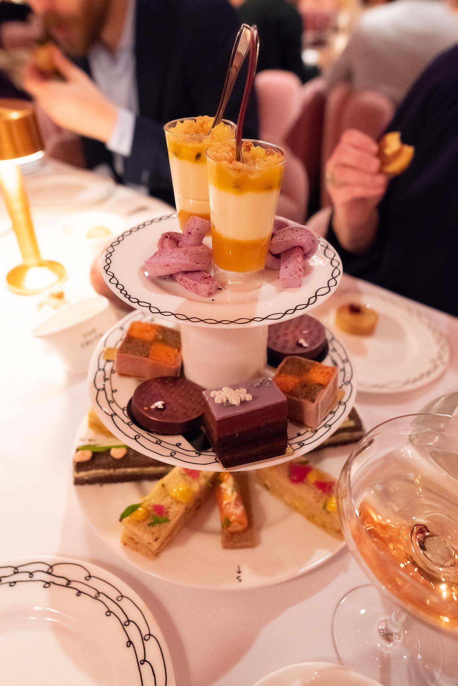 Sketch London Afternoon Tea December 2018
