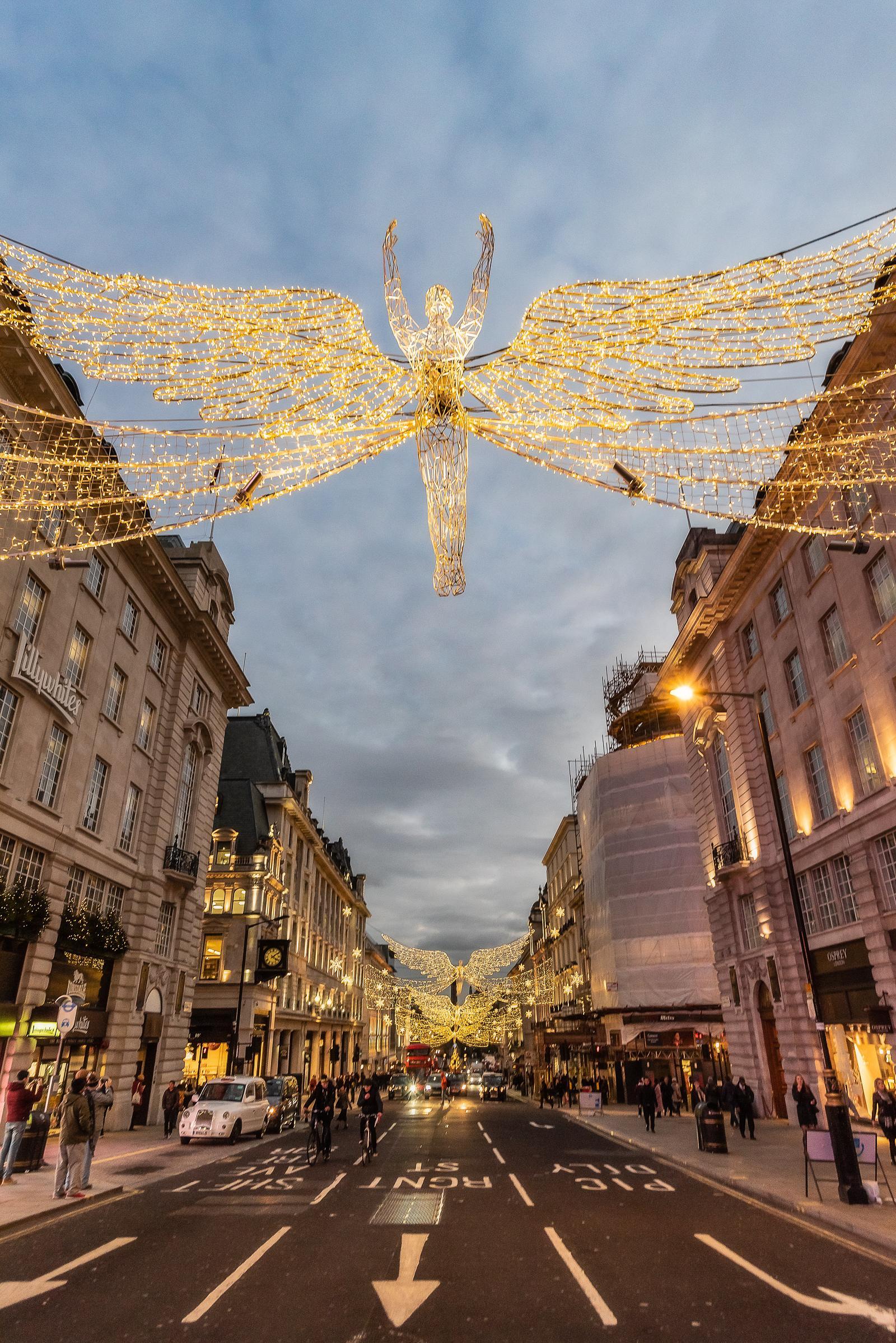 London December 2018