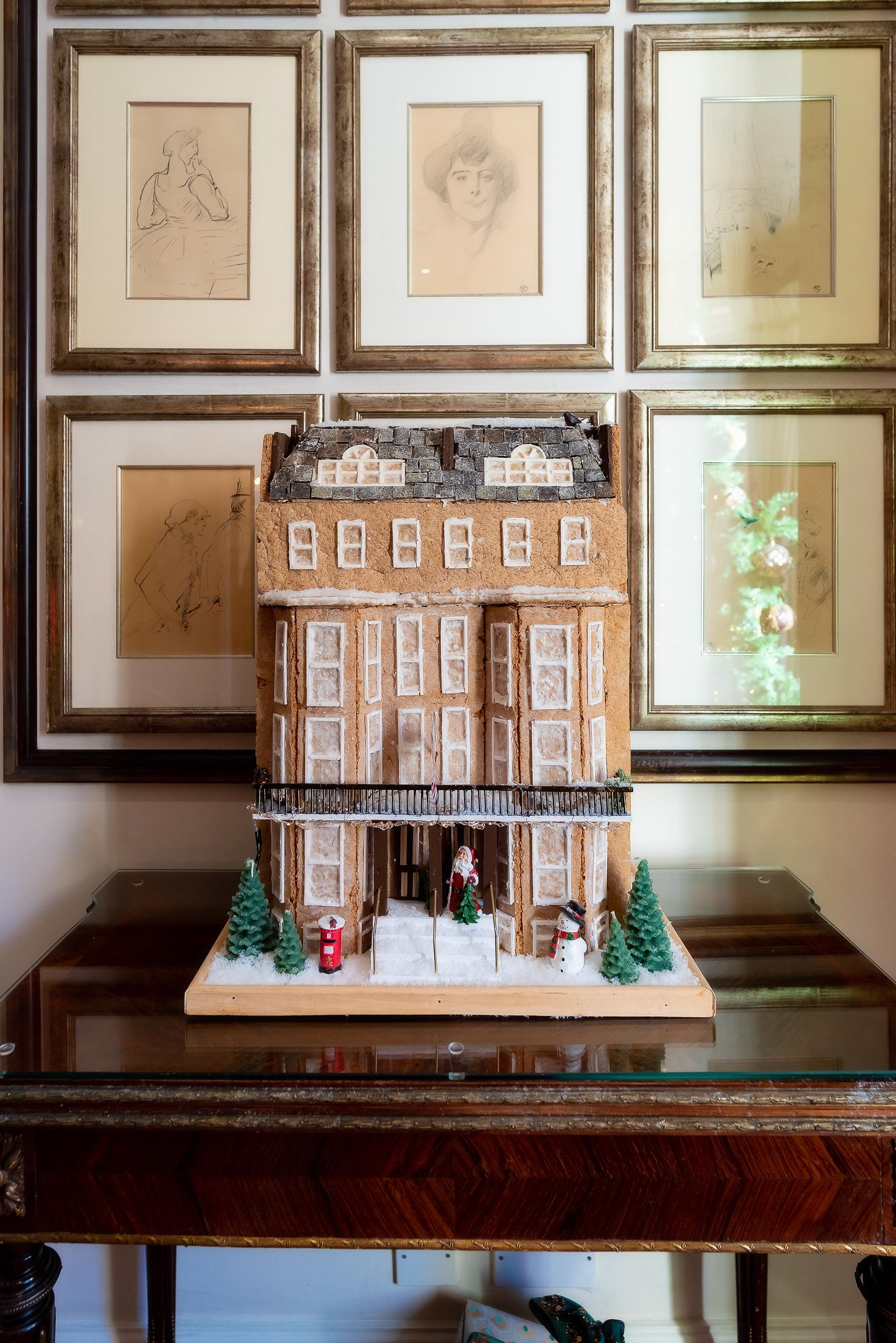 Egerton House Hotel London Gingerbread House