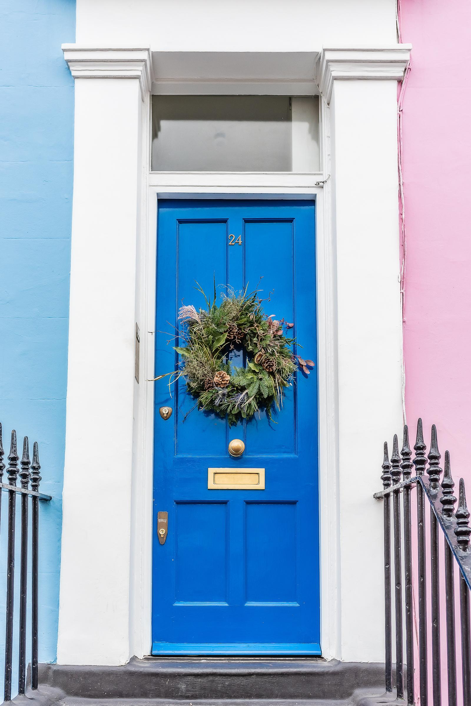 Notting Hill London December 2018