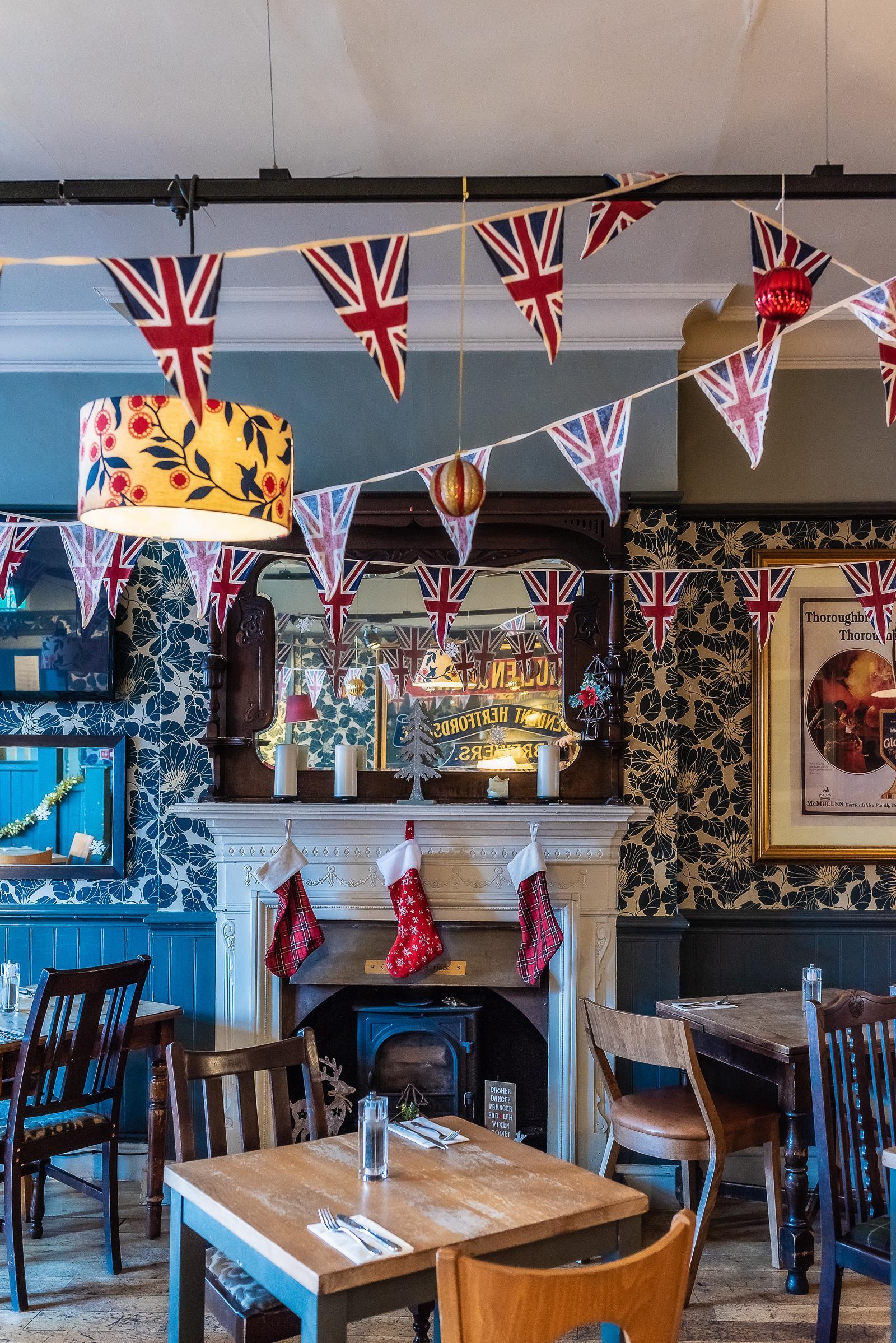 Duchess of Cambridge Pub Windsor Castle England December 2018