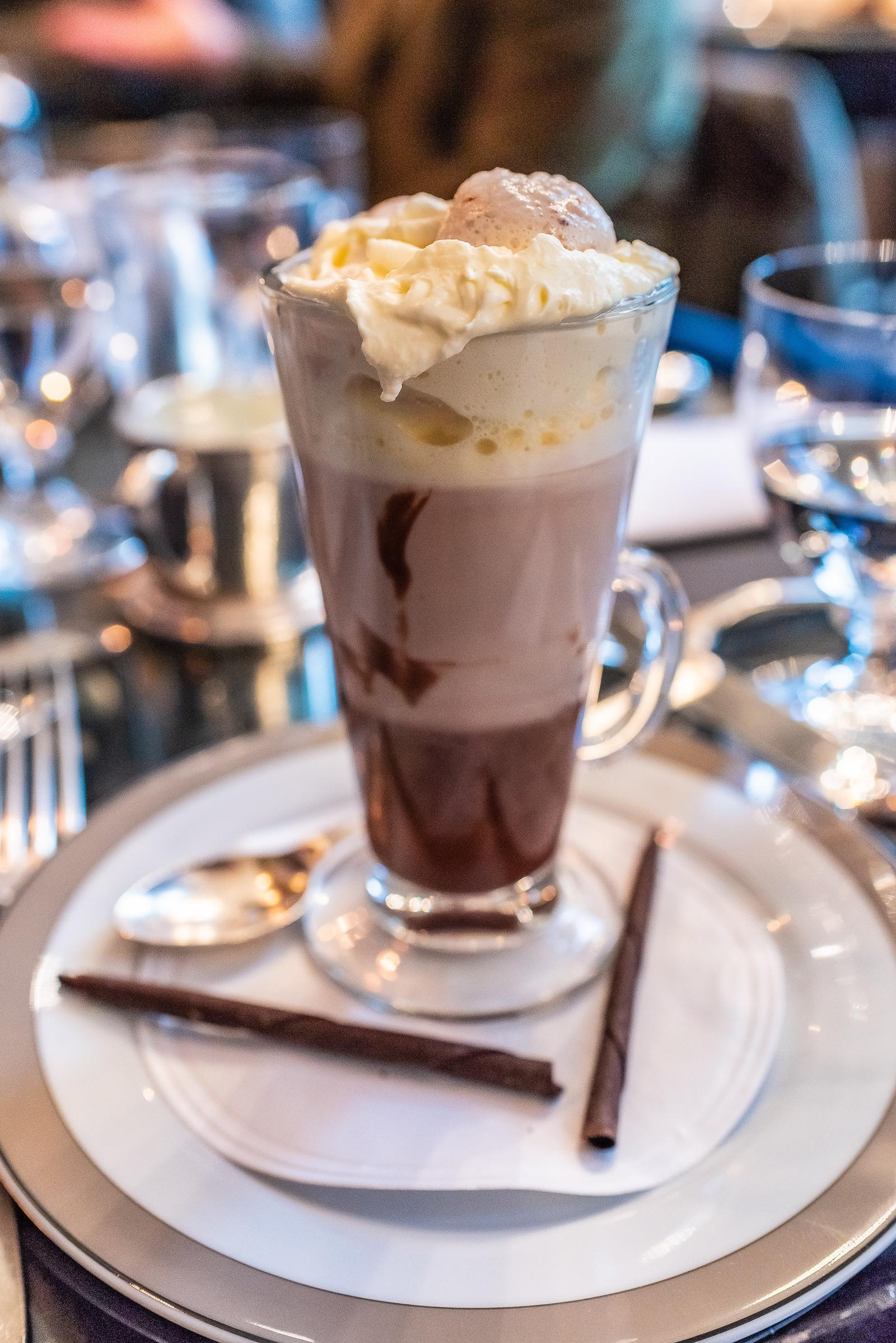 The Wolseley London Brunch