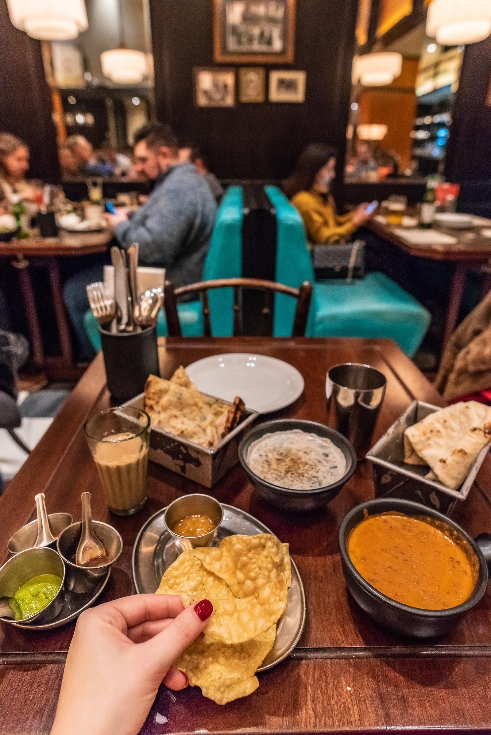 Dishoom London December 2018