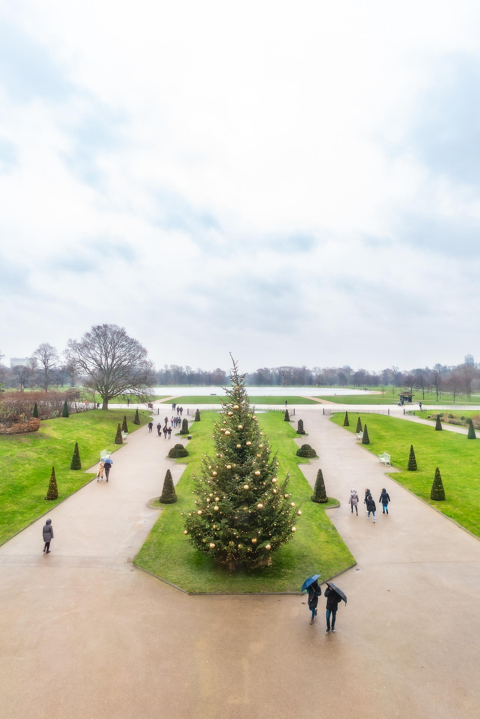 Kensington Palace London December 2018