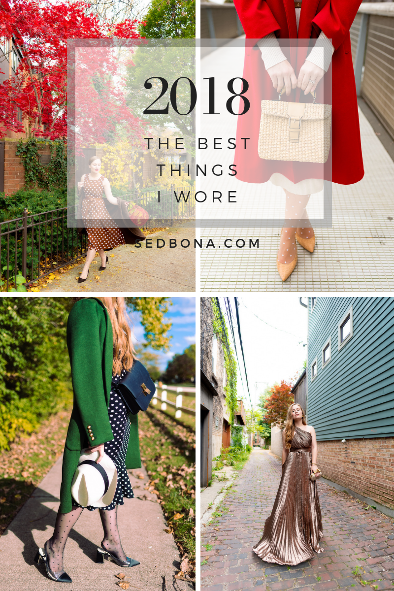 2018 Best Things I Wore