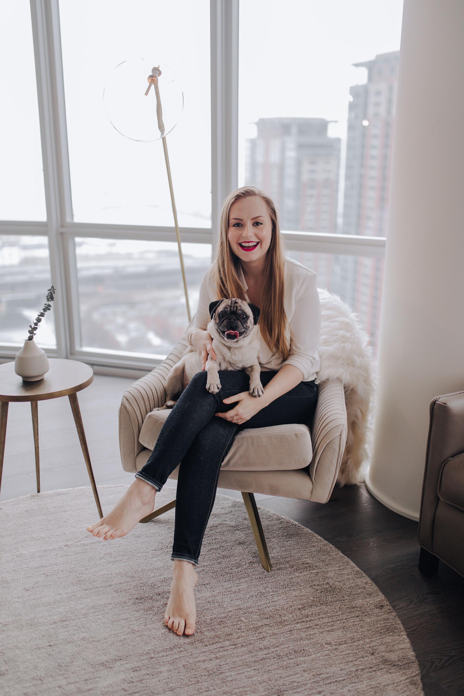 Galentine's Day 2019 Pug