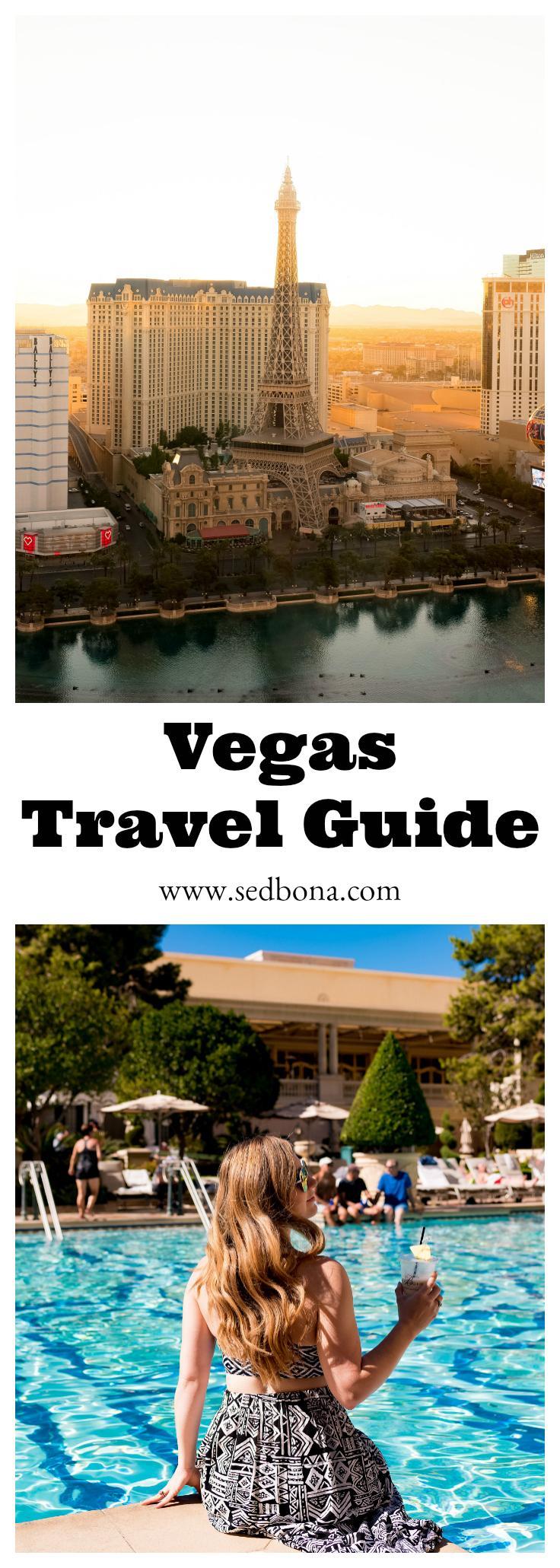 Vegas Travel Guide Sed Bona