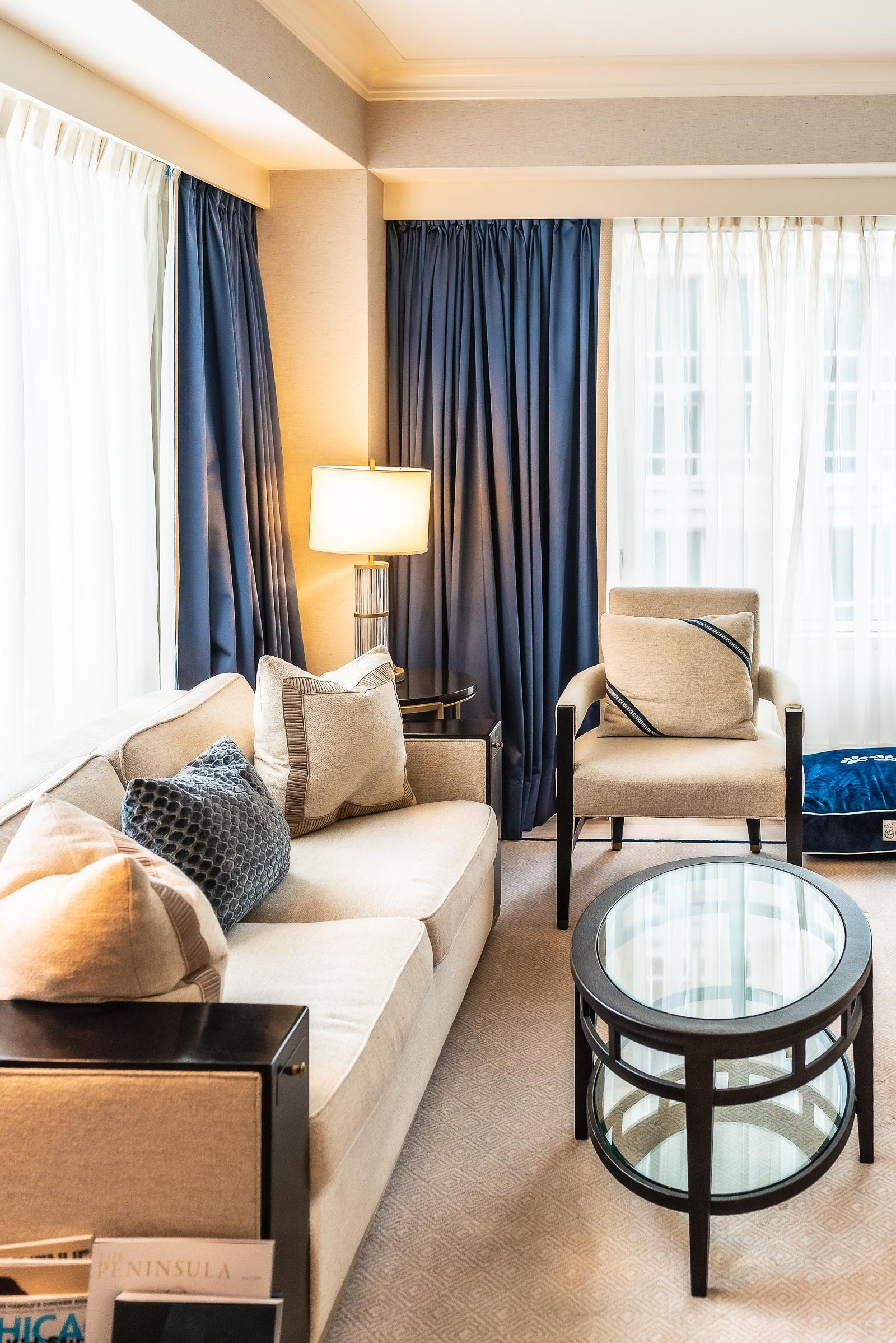 Peninsula Chicago Hotel Review