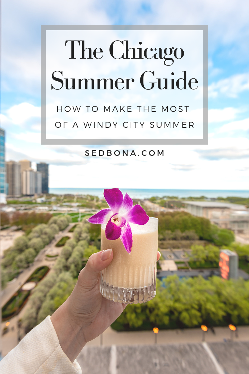 Chicago Summer Guide