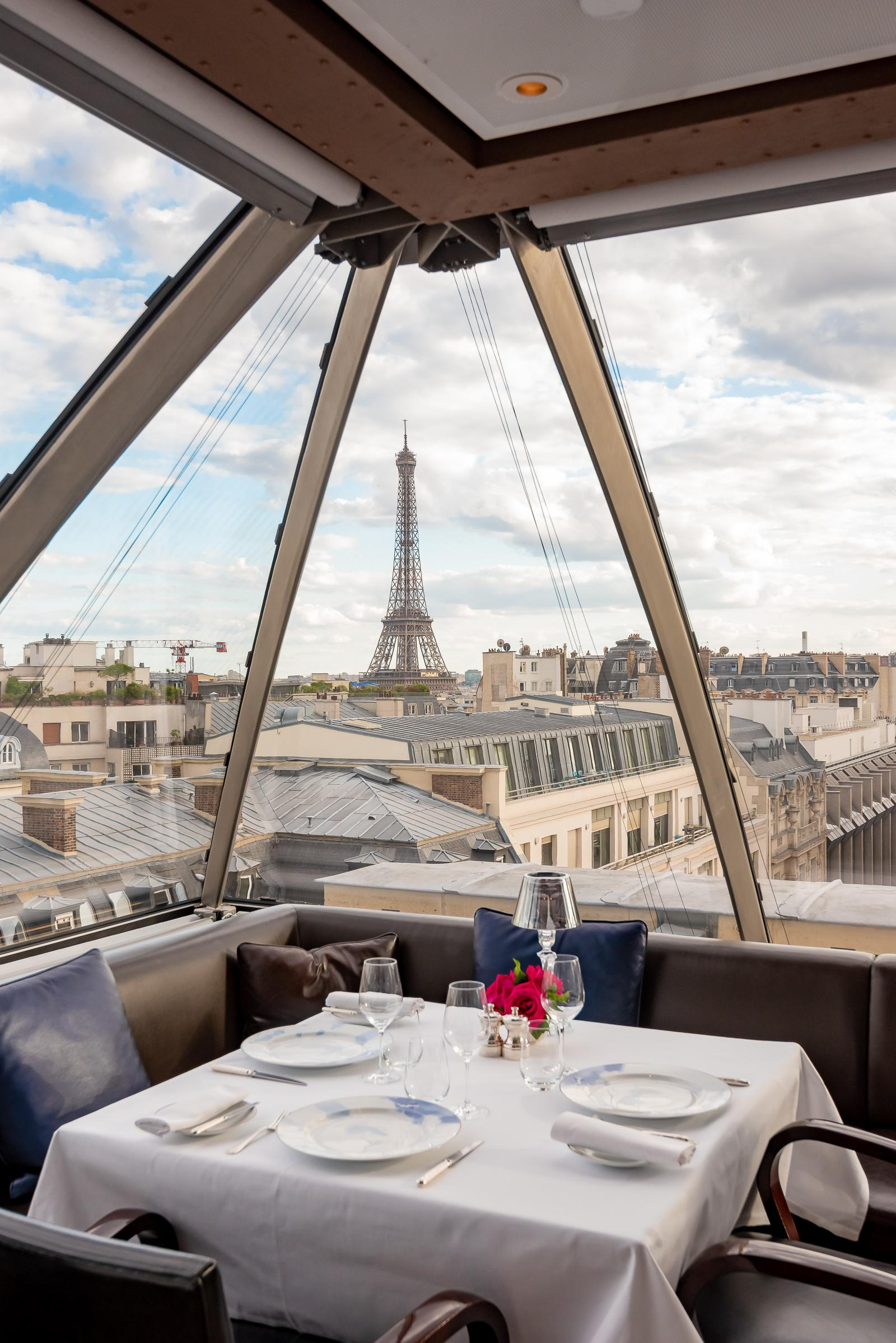 Peninsula Paris Review
