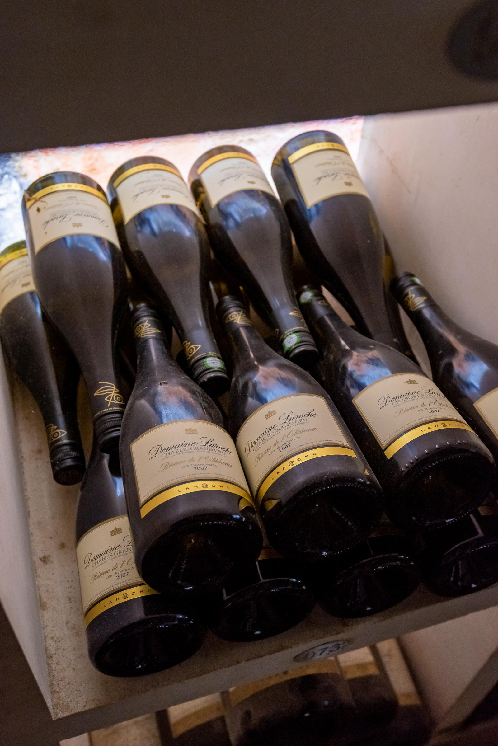 Domaine Laroche Chablis Burgundy France Winery