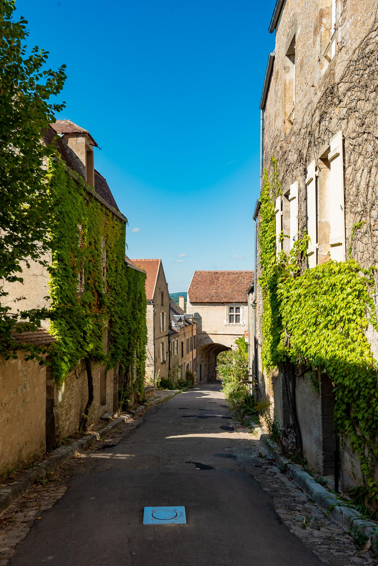 Vézelay Burgundy France