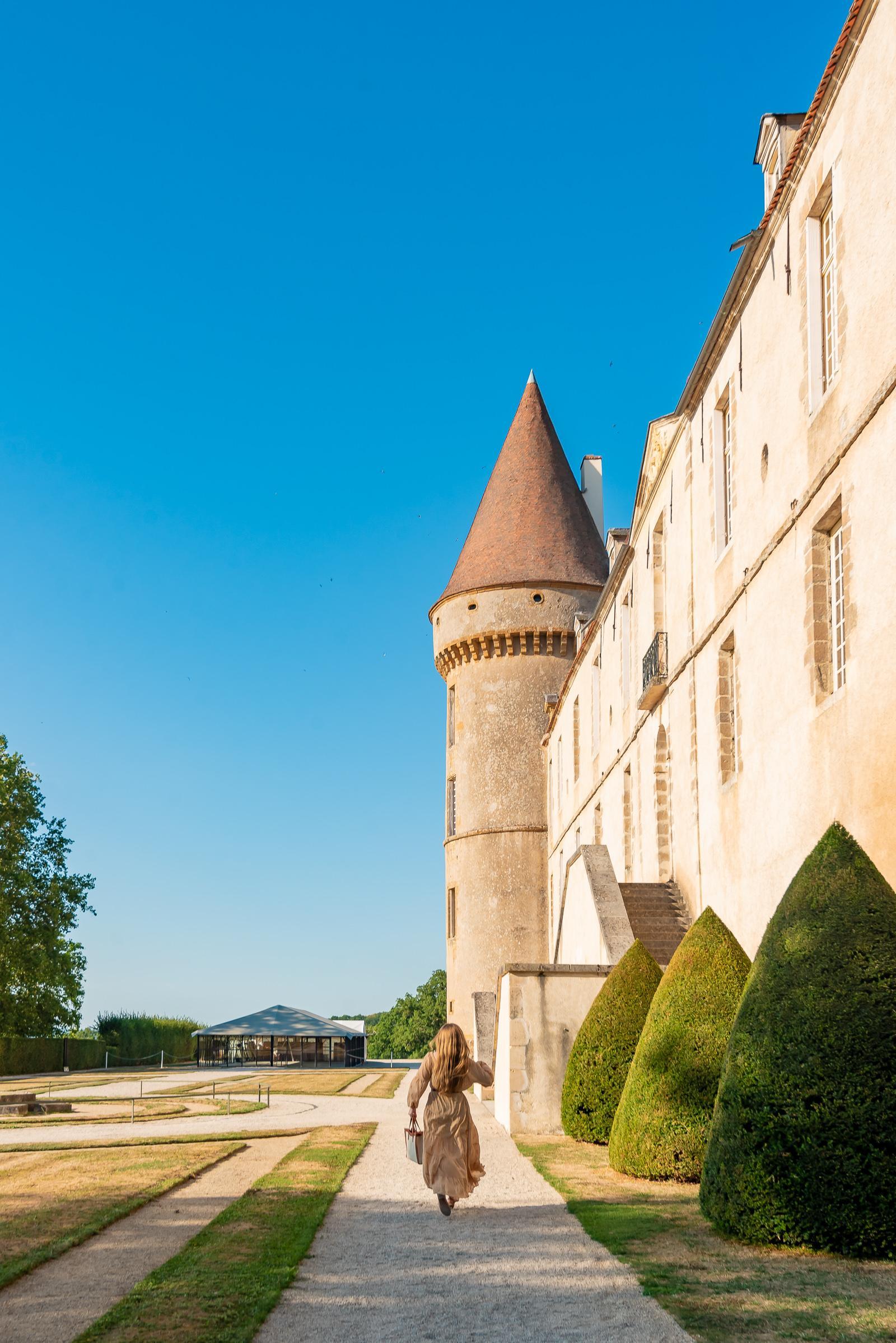 Château de Bazoches-du-Morvan Burgundy France