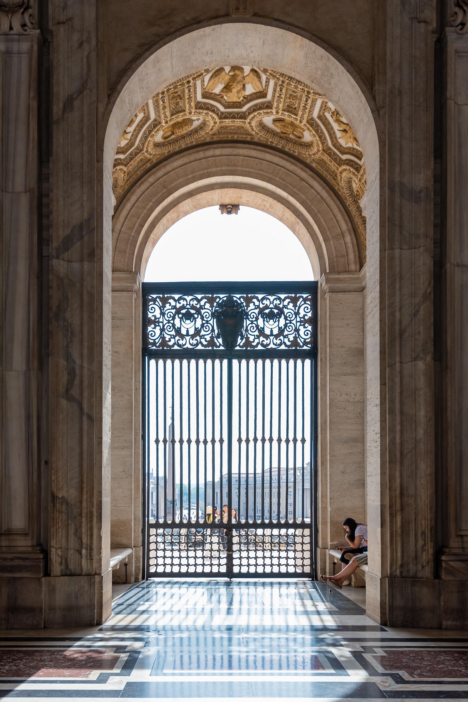 Vatican City Rome 2019