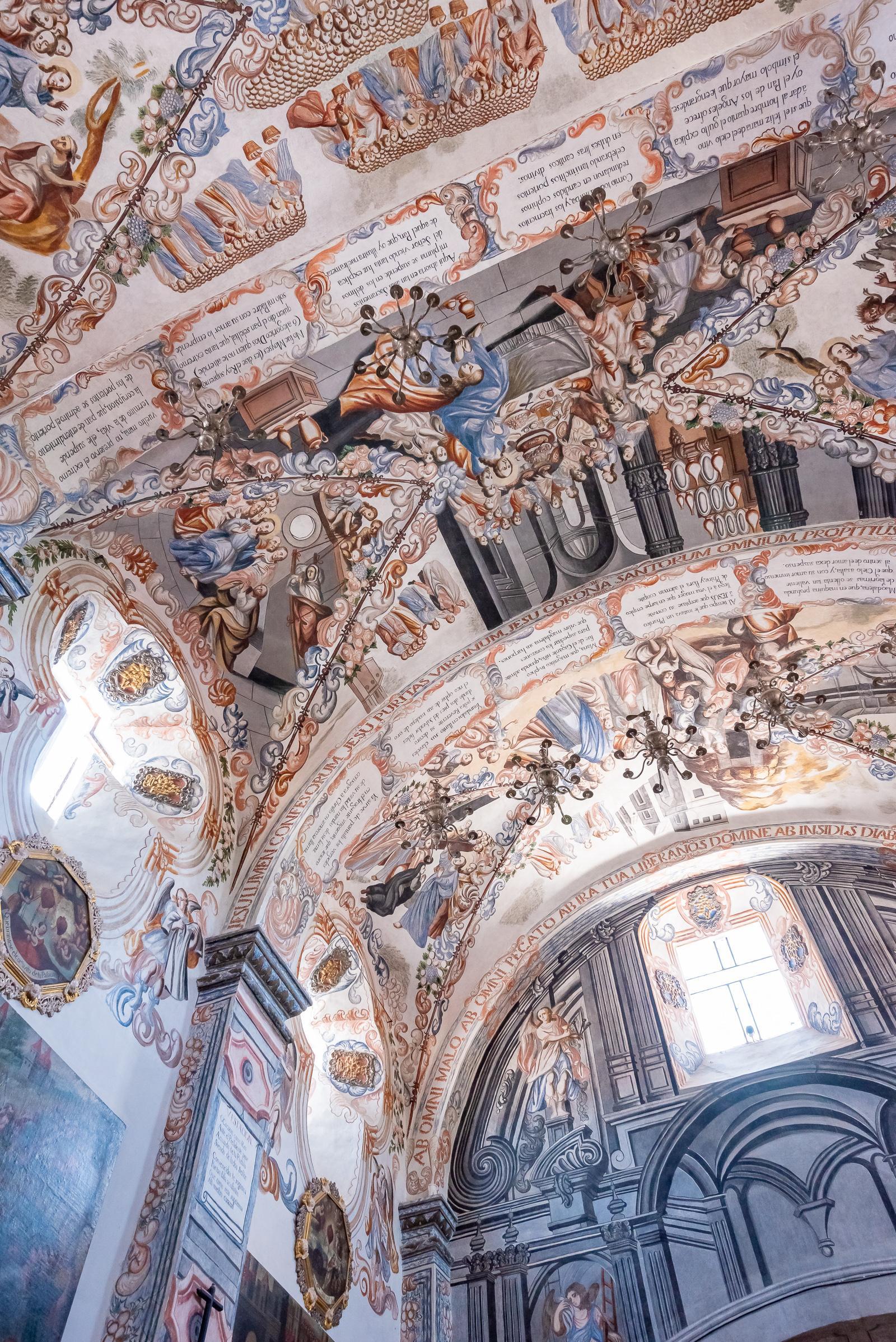 Santuario de Atotonilco Mexico's Sistine Chapel