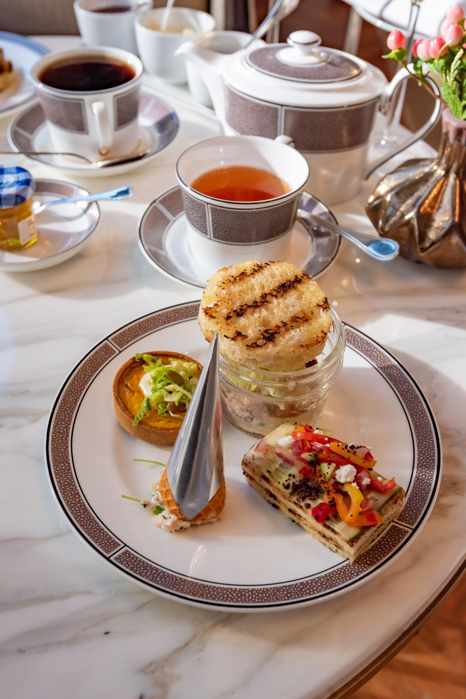 Langham Chicago Afternoon Tea Holiday